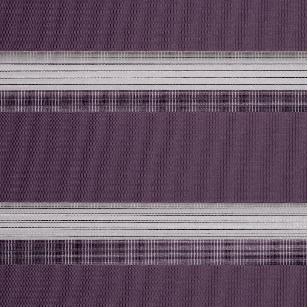 Liedeco Doppelrollo »Klemmfix-Duo-Rollo«, Lichtschutz, ohne Bohren, 1 Stück