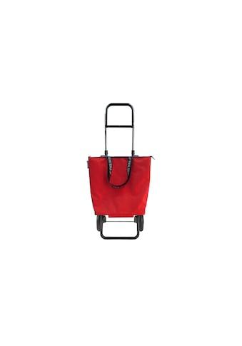 Rolser Einkaufstrolley »Mini Bag Plus MF Logic Rot« kaufen