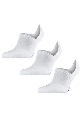 FALKE Füsslinge »Cool Kick 3-Pack«, (3 Paar), mit ultraleichter Plüschsohle kaufen
