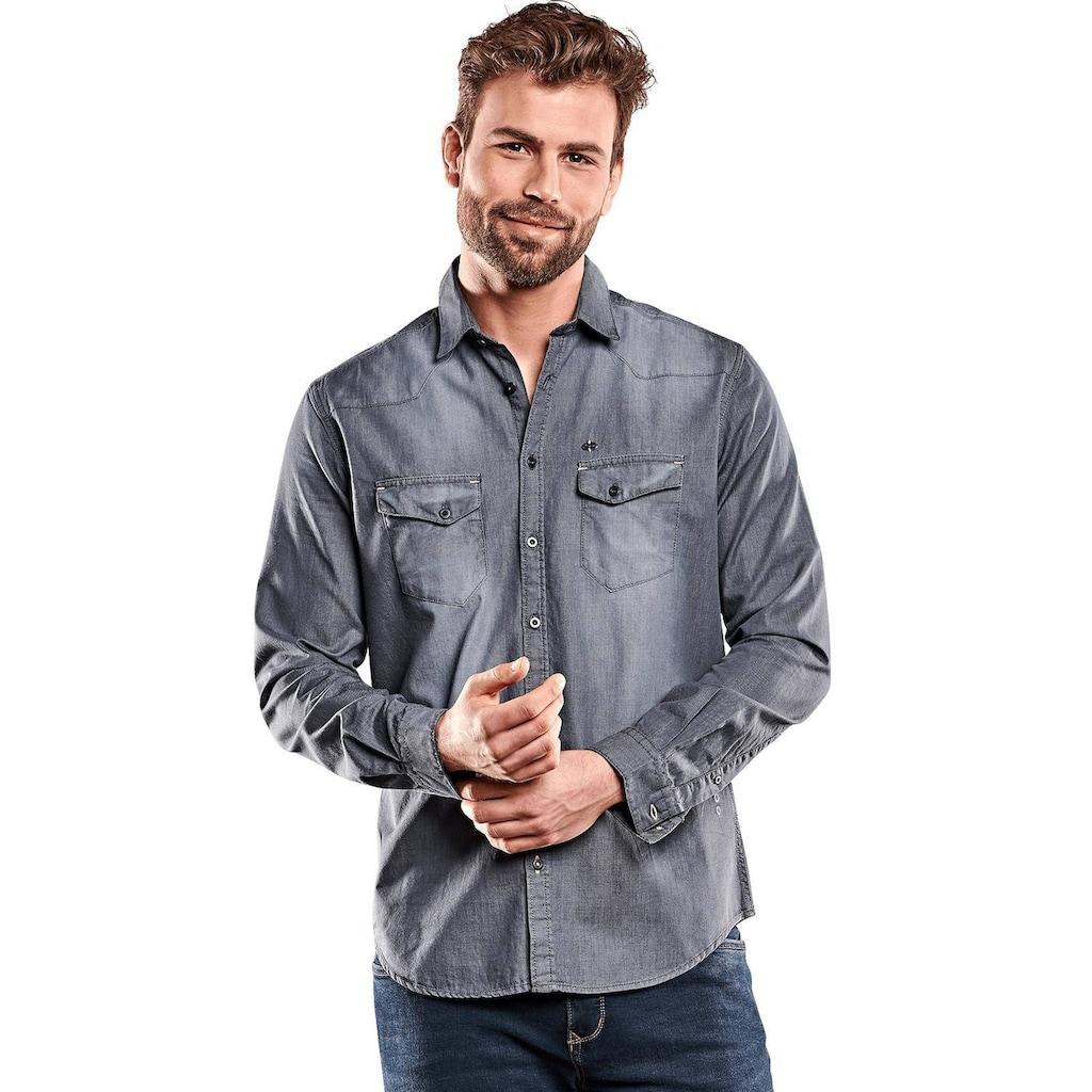 Engbers modisches Denimhemd