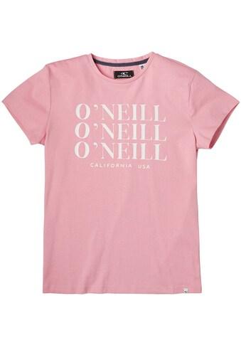 O'Neill T-Shirt »LG ALL YEAR SS T-SHIRT« kaufen