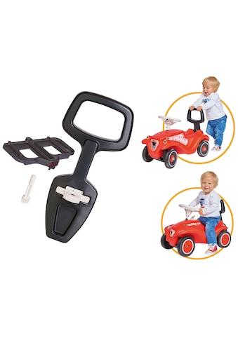 BIG Kinderfahrzeug Lauflernhilfe »BIG Bobby Car Walker 2in1 Zubehör«, 2in1 Rückenlehne... kaufen