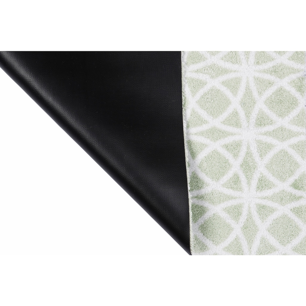 Zala Living Fussmatte »Magic Ornament«, rechteckig, 7 mm Höhe, Schmutzfangmatte, In- und Outdoor geeignet