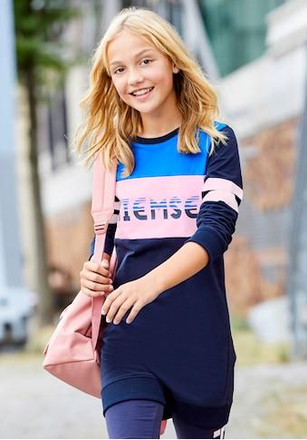 Chiemsee Sweatkleid, mit kontrastfarbenen Einsätzen kaufen