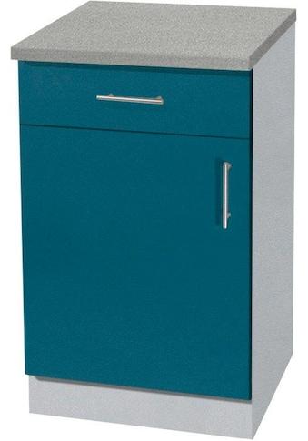 wiho Küchen Unterschrank »Kiel«, 40 cm breit, in Tiefe 50 cm kaufen