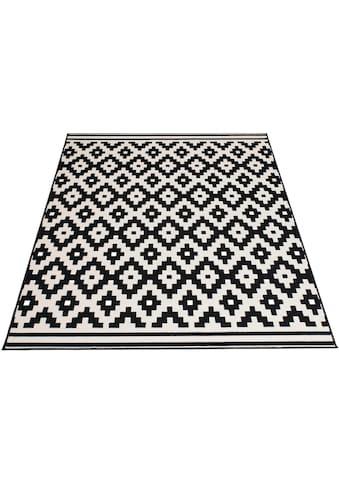 andas Teppich »Solvita«, rechteckig, 10 mm Höhe, Wohnzimmer kaufen