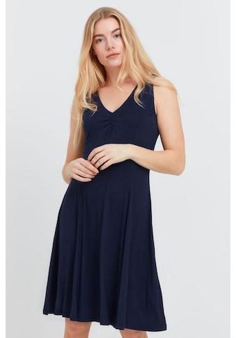 fransa Jerseykleid »Fransa Damen Freizeitkleid 20609229«, Sommerkleid mit Print kaufen