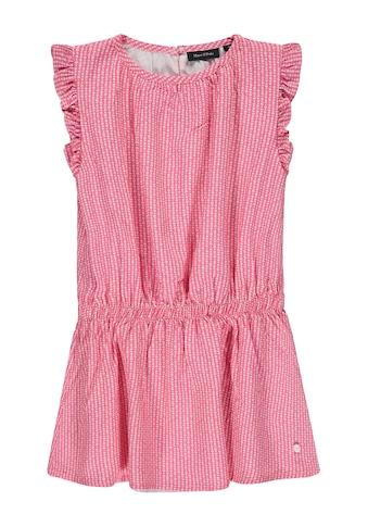 Marc O'Polo Junior Kleid Ärmellos mit Rüschen kaufen