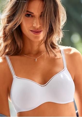 LASCANA T-Shirt-BH »»perfect basic«« kaufen