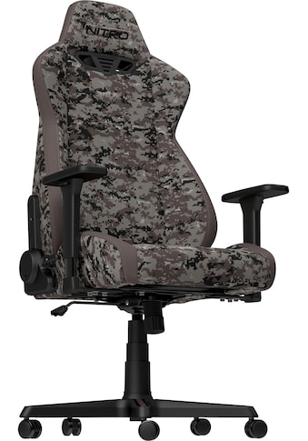 NITRO CONCEPTS Gaming-Stuhl »S300 Urban Camo Gaming Chair«, Bürostuhlzertifizierung DIN EN 1335 kaufen