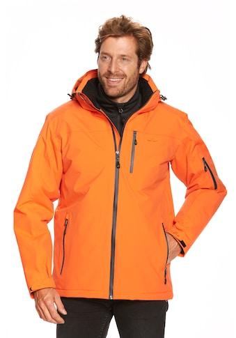 Jeff Green Skijacke »Bergen«, RECCO-Lawinensystem, Skipasstasche kaufen