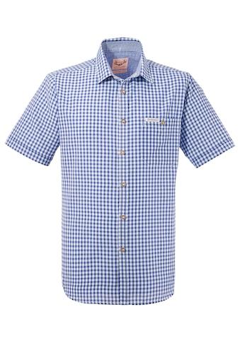 Stockerpoint Trachtenhemd, im Karo-Look kaufen