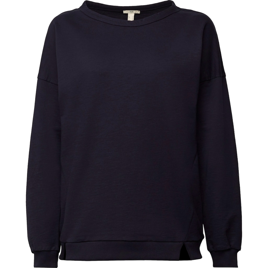 edc by Esprit Sweatshirt, im lässigen Oversized Stil
