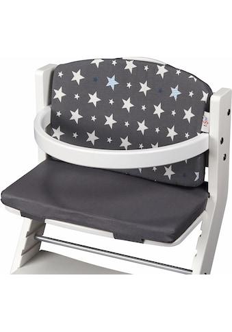tiSsi® Kinder-Sitzauflage »Sterne, grau«, für tiSsi® Hochstuhl; Made in Europe kaufen