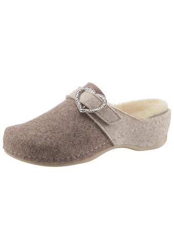 MUBB Pantoffel »SONJA« kaufen
