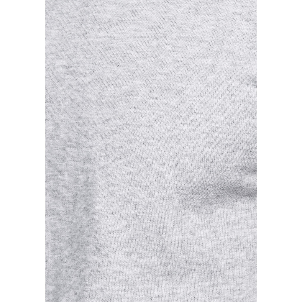 Fruit of the Loom Sweatshirt, aus Baumwollmischung