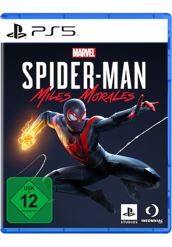 PlayStation 5 Spiel »Marvel's Spider-Man: Miles Morales«, PlayStation 5 kaufen