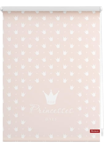 LICHTBLICK ORIGINAL Seitenzugrollo »Klemmfix Motiv Prinzessin Lilly«, Lichtschutz,... kaufen