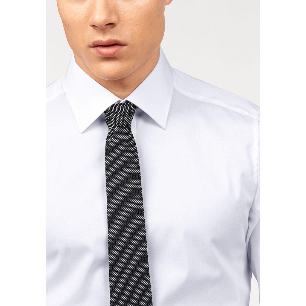 Bruno Banani Businesshemd »Slim-fit«, Formbeständig durch Elastananteil