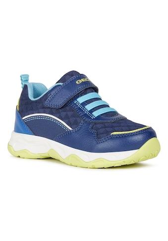 Geox Kids Sneaker »CALCO BOY«, mit Klettverschluss und Gummizug kaufen