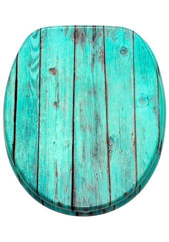 Sanilo WC-Sitz »Lumber« kaufen