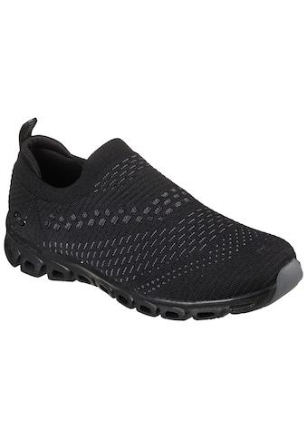 Skechers Slip-On Sneaker »GLIDE-STEP«, mit gepolstertem Fersenpart kaufen
