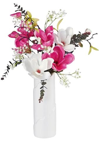 Home affaire Kunstpflanze »Magnolien« kaufen