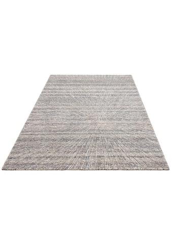 Teppich, »Rex«, Leonique, rechteckig, Höhe 15 mm, handgetuftet kaufen
