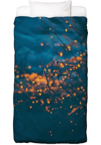 Juniqe Bettwäsche »The Particles«, In vielen weiteren Designs erhältlich kaufen