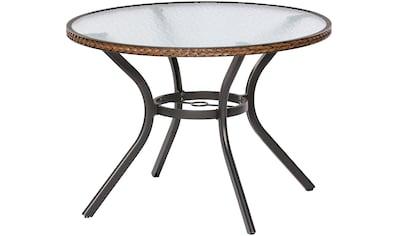 MERXX Gartentisch »Ravenna«, für den Balkon geeignet, 60x40 cm kaufen