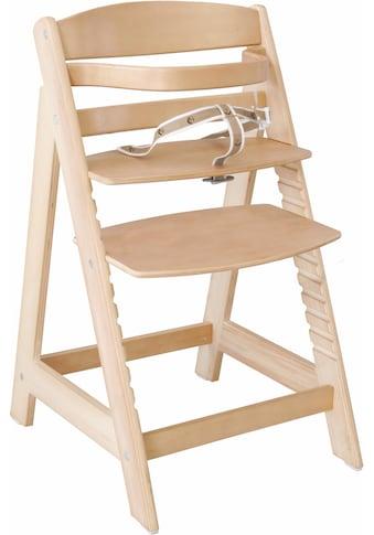 roba® Hochstuhl »Treppenhochstuhl Sit up III, natur«, aus Holz kaufen