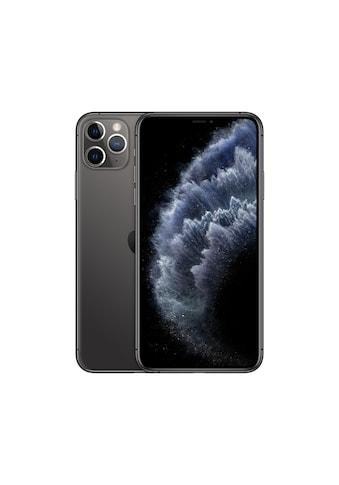 """Apple Smartphone »iPhone 11 Pro Max«, (14,7 cm/6,5 """", 512 GB Speicherplatz, 12 MP Kamera) kaufen"""