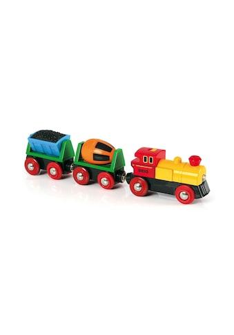BRIO® Spielzeug-Zug »Zug mit Batterielok« kaufen