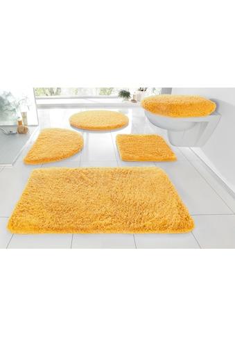 my home Badematte »Merida«, Höhe 32 mm, fussbodenheizungsgeeignet kaufen