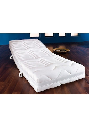f.a.n. Schlafkomfort Kaltschaummatratze »Komfort Med KS«, (1 St.), abnehmbarer Bezug kaufen