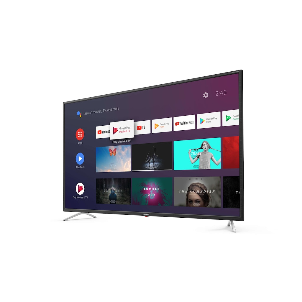 """Sharp LCD-LED Fernseher »65BL3EA Android TV«, 165,1 cm/65 """", Android TV"""