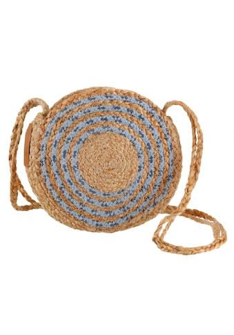 Esprit Umhängetasche »RIVIERA«, in runder Form kaufen