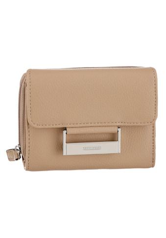GERRY WEBER Bags Geldbörse »talk different ll purse mh9fz«, mit silberfarbenen Details kaufen