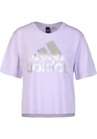 adidas Performance Print - Shirt »Univ 2« kaufen