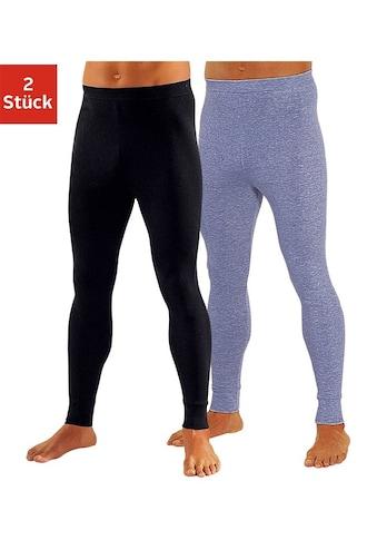 Clipper Lange Unterhose, aus weichem Single Jersey kaufen