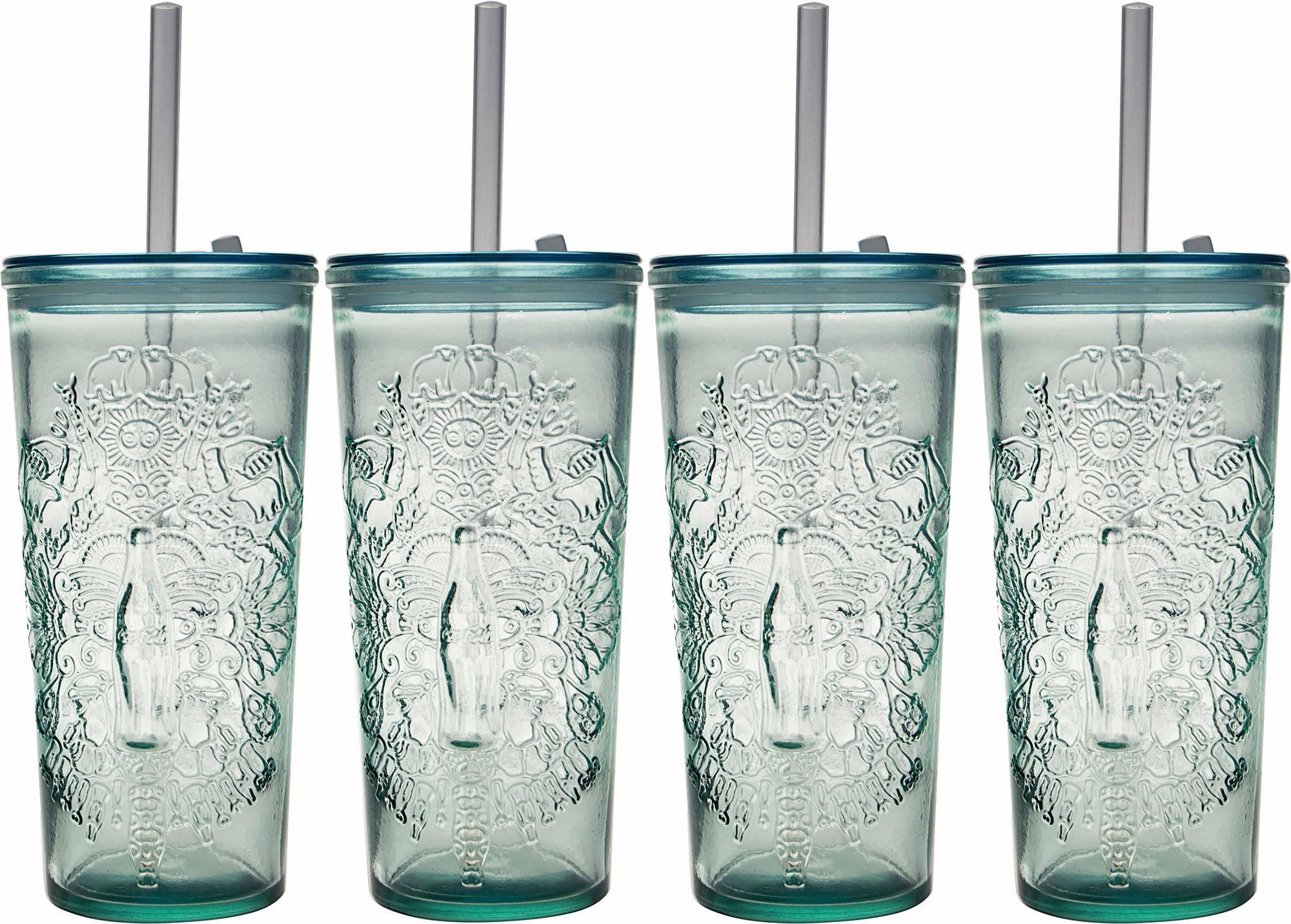 Image of Coca Cola Gläser-Set, 4-teilig