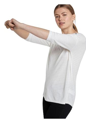 TOM TAILOR Denim 3/4 - Arm - Shirt kaufen
