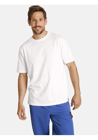 Jan Vanderstorm T-Shirt »ERKE«, aus reiner Baumwolle kaufen