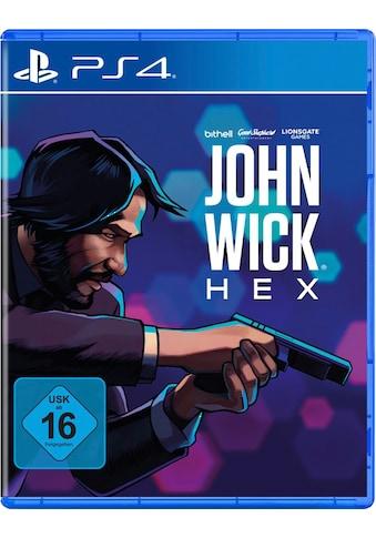 Good Shepherd Spiel »John Wick Hex«, PlayStation 4 kaufen