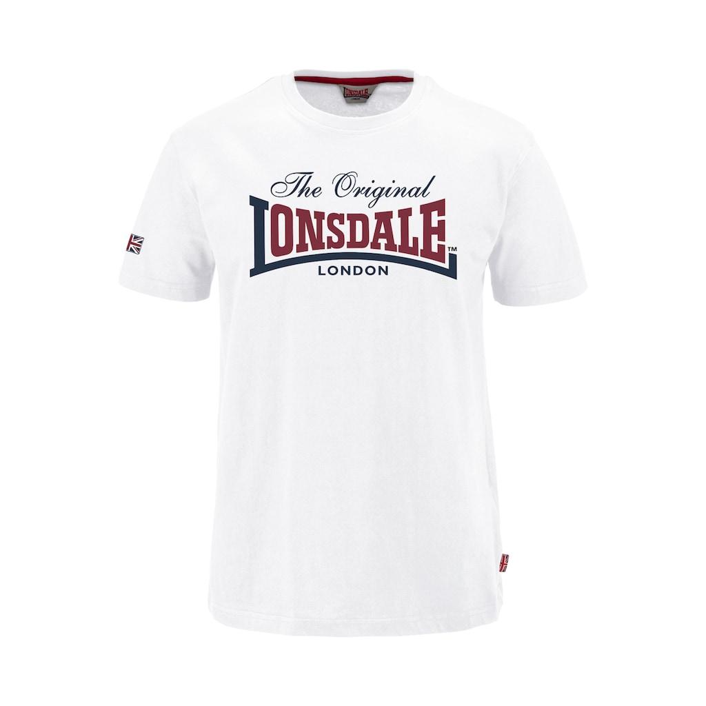 Lonsdale T-Shirt »ALDINGHAM«