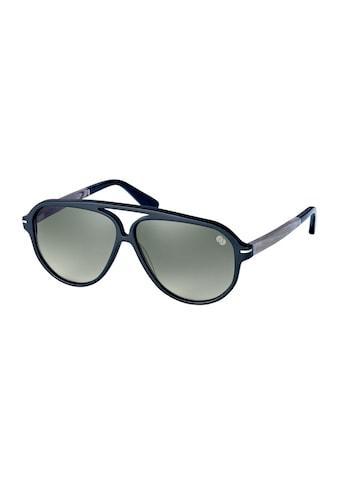 WOOD FELLAS Sonnenbrille Herren mit Bügel aus Edelholz kaufen