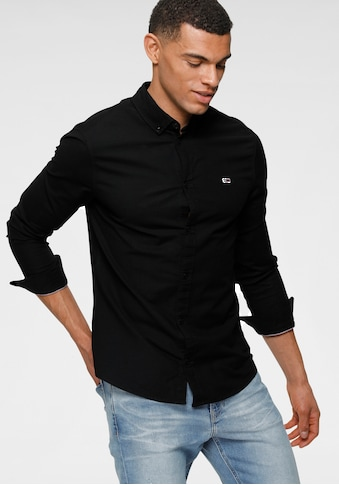 Tommy Jeans Langarmhemd »TJM SLIM STRETCH OXFORD SHIRT« kaufen