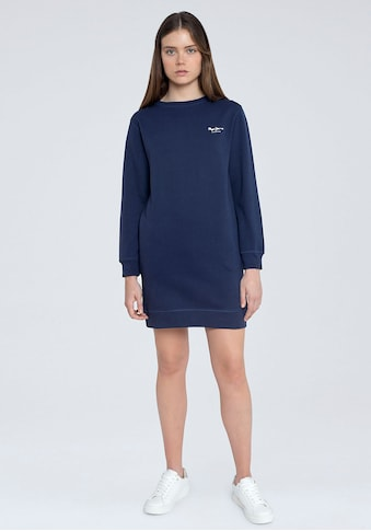 Pepe Jeans Shirtkleid »AMANDA«, mit kleinem Markenlogo-Druck im Brustbereich kaufen