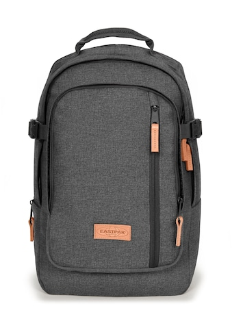Eastpak Laptoprucksack »SMALLKER, Black Denim«, enthält recyceltes Material (Global... kaufen