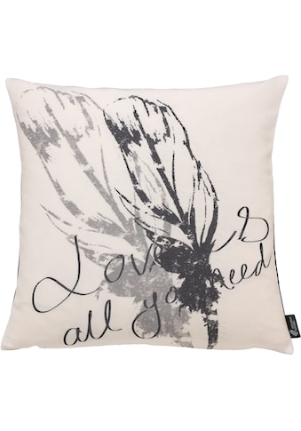 emotion textiles Kissenhülle »Feather« kaufen